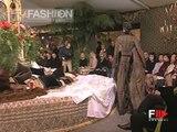 """Dolce&Gabbana"" Autumn Winter 2000 2001 Milan 1 of 5 pret a porter woman by FashionChannel"