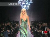 """Versace"" Autumn Winter 2000 2001 Milan 4 of 4 pret a porter woman by Fashion Channel"