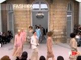 """Chanel"" Autumn Winter 2004 2005 Paris 4 of 4 Haute Couture by FashionChannel"