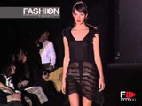 """UNDRESS Kristina Ti"" Autumn Winter 2004 2005 Milan 2 of 2 by FashionChannel"