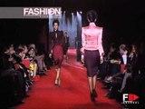 """""""Yves Saint Laurent"""" Autumn Winter 2004 2005 Paris 1 of 4 Pret a Porter by FashionChannel"""