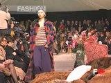 """Dolce&Gabbana"" Autumn Winter 2000 2001 Milan 4 of 5 pret a porter woman by FashionChannel"