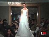 """""""Drink"""" Galà Della Sposa 2001 Haute Couture Bridalwear by FashionChannel"""