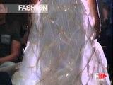 """""""Andrea Couture"""" Galà Della Sposa 2001 Haute Couture Bridalwear by FashionChannel"""