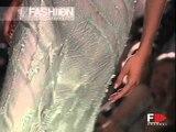 """""""Grimaldi Giardina"""" Galà Della Sposa 2001 Haute Couture Bridalwear by FashionChannel"""