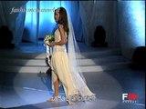 """""""Raffaella Curiel"""" Spring Summer 2002 Bridalwear Paris & Rome by FashionChannel"""