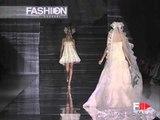 """""""Manuel Mota"""" Spring Summer 2008 Bridalwear Barcelona 1 of 4 by FashionChannel"""