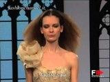 """""""Fausto Sarli"""" Spring Summer 2008 Bridalwear Milan 1 of 2 by FashionChannel"""