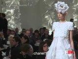 """Chanel"" Autumn Winter 2009 2010 Bridalwear Paris & Rome by FashionChannel"