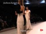 """""""Duyos"""" Autumn Winter 2009 2010 Bridalwear Madrid by FashionChannel"""