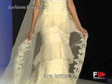 """""""Ana Torres"""" Autumn Winter 2009 2010 Bridalwear Madrid by FashionChannel"""