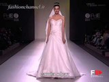 """""""Camila Elbaz"""" Autumn Winter 2009 2010 Bridalwear Madrid by FashionChannel"""