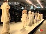 """Isabel Zapardiez"" Cibeles Madrid Novias 2009 4 of 4 by FashionChannel"