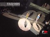 """""""Romeo Gigli"""" Spring Summer 2000 Paris 2 of 2 Pret a Porter by FashionChannel"""