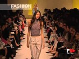 """""""Trend Les Copains"""" Spring Summer 2000 Milan 1 of 2 Pret a Porter by FashionChannel"""