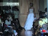 """""""Farhad"""" Spring Summer 2000 Rome 5 of 6 Haute Couture by FashionChannel"""