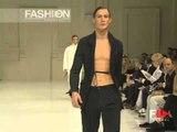 """GFF"" Spring Summer 2000 Milan 2 of 3 Pret a Porter Men by FashionChannel"