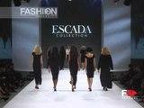 """""""Escada"""" Spring Summer 2000 Milan 4 of 14 Pret a Porter by FashionChannel"""