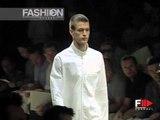 """Calvin Klein"" Spring Summer 2000 3 of 3 Pret a Porter Men by FashionChannel"