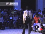 """Vivienne Westwood"" Spring Summer 2000 2 of 7 Pret a Porter Men by FashionChannel"