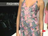 """Jill Stuart"" Spring Summer 2000 New York 4 of 4 Pret a Porter by FashionChannel"