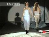 """Anna Molinari"" Spring Summer 1999 Milan 2 of 3 pret a porter woman by FashionChannel"