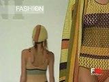 """Missoni"" Spring Summer 1999 Milan pret a porter woman by FashionChannel"