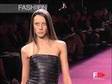 """BCBG"" Spring Summer 2001 New York 2 of 3 by FashionChannel"