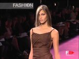 """BCBG"" Spring Summer 2001 New York 1 of 3 by FashionChannel"