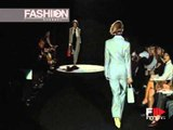 """ Antonio Fusco"" Spring Summer 2000 Milan 2 of 5 Pret a Porter by FashionChannel"