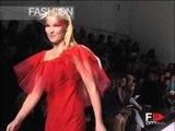 """Pierre Garroudi"" Spring Summer 2001 New York 5 of 5 by FashionChannel"