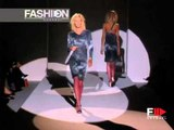 """""""Gucci"""" Spring Summer 2000 Milan 1 of 3 pret a porter woman by FashionChannel"""