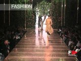 """""""Roberto Cavalli"""" Spring Summer 2000 Milan 1 of 5 pret a porter woman by FashionChannel"""