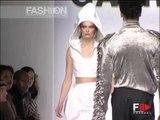"""Pierre Garroudi"" Spring Summer 2001 New York 3 of 5 by FashionChannel"