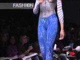 """Catherine Malandrino"" Spring Summer 2001 New York 3 of 3 by FashionChannel"