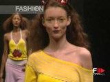"""""""Sonia Rykiel"""" Spring Summer 2000 Paris 1 of 2 pret a porter woman by FashionChannel"""