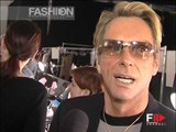 """""""Joop!"""" Backstage&Interview Spring Summer 2001 New York 1 of 2 by FashionChannel"""