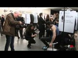 """ERMENEGILDO ZEGNA"" Backstage and Interview Autumn Winter 2013 2014 Milan Menswear by FashionChannel"