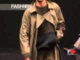 """""""Krizia"""" Autumn Winter 1999 2000 Milan 2 of 4 pret a porter men by FashionChannel"""