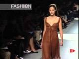 """Alberta Ferretti"" Spring Summer 2000 Milan 2 of 4 pret a porter woman by FashionChannel"