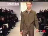 """Calvin Klein"" Autumn Winter 1999 2000 1 of 3 pret a porter men by FashionChannel"