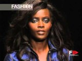 """Versace"" Spring Summer 2000 Milan 2 of 4 pret a porter woman by Fashion Channel"