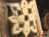 """""""Marella Ferrera"""" Autumn Winter 1999 2000 Rome 3 of 6 Haute Couture woman by FashionChannel"""