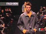 """""""Krizia"""" Autumn Winter 1999 2000 Milan 3 of 4 pret a porter men by FashionChannel"""