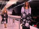 """""""Chanel"""" Spring Summer 2004 Paris 3 of 4 Pret a Porter Woman by FashionChannel"""