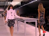 """""""Chanel"""" Spring Summer 2004 Paris 2 of 4 Pret a Porter Woman by FashionChannel"""