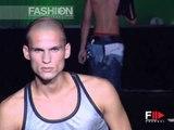 """Andrew McKenzie"" Spring Summer 2004 New York 2 of 3 Menswear by FashionChannel"