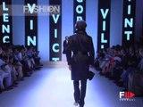 """Valentino"" Spring Summer 2004 New York 3 of 3 Menswear by FashionChannel"