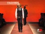 """""""Cerruti"""" Spring Summer 2004 New York 1 of 3 Menswear by FashionChannel"""