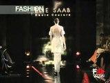 """""""Elie Saab"""" Autumn Winter 1999 2000 Paris 4 of 7 Haute Couture woman by FashionChannel"""
